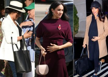 Meghan Markle Unbothered by Baby Shower Backlash