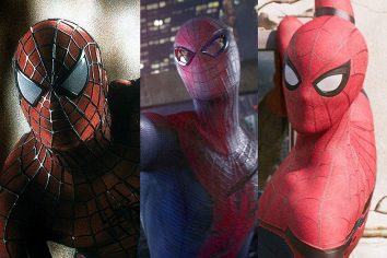 Every Spider-Man Movie Ranked